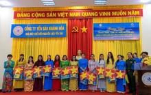 Hội Phụ nữ tuyên truyền biên giới đất liền và biển đảo cho hội viên