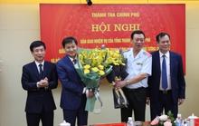 Phó Thủ tướng Lê Minh Khái bàn giao nhiệm vụ Tổng Thanh tra Chính phủ
