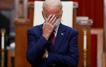 Thử thách xếp hàng chờ Tổng thống Joe Biden