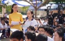 Đưa trường học đến thí sinh tại Bà Rịa - Vũng Tàu: Chọn đúng ngành học ngay từ đầu