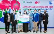 Manulife Việt Nam tri ân đội ngũ bác sĩ tại các bệnh viện phụ sản