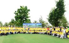 """Gần 700 triệu đồng được quyên góp từ giải """"West Lakes – Miss Universe Charity Golf Tournament Nam A Bank Cup"""""""