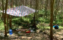Phát hiện thi thể đàn ông trong rừng với nhiều vết thương ở cổ, bụng