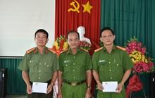CLIP: Công an Tiền Giang khen thưởng 3 tập thể cấp căn cước công dân