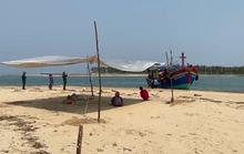 Thi thể ngư dân Quảng Bình mất tích được tìm thấy trên biển
