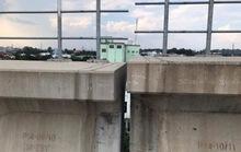 Phát hiện thêm 4 gối cao su metro Bến Thành- Suối Tiên xê dịch khỏi vị trí
