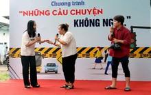 Công nhân học kỹ năng tham gia giao thông