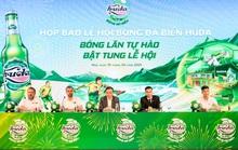 Tiền đạo Phan Văn Đức làm đại sứ lễ hội bóng đá biển Huda