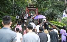 Khoảng 20 ngàn người hành hương về Đền Hùng trong ngày Giỗ Tổ