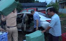 CLIP: Mở niêm phong ôtô gây tai nạn, CSGT phát hiện điều bất ngờ