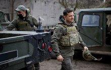 Tổng thống Ukraine mời Tổng thống Putin gặp ở vùng chiến sự