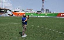 Thầy Park bận rộn cùng tuyển Việt Nam