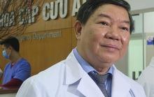 Vụ thổi giá ở Bệnh viện Bạch Mai: Nguyên giám đốc bệnh viện nhận lại quả gần 400 triệu đồng