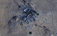 Tên lửa Syria rơi xuống gần lò hạt nhân, Israel lập tức trả đũa