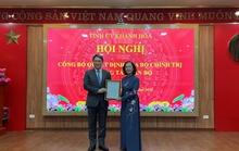 Khánh Hòa có tân Bí thư Tỉnh ủy