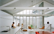 Mẹo biến đổi không gian nhà bằng màu sơn