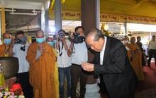Phó Thủ tướng Thường trực Trương Hòa Bình viếng hương Trưởng lão Hòa thượng Thích Thiện Duyên