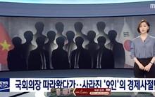 Giả danh doanh nhân đi cùng chuyên cơ đoàn Chủ tịch Quốc hội rồi trốn lại Hàn Quốc