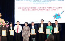 Tập đoàn Hưng Thịnh tặng 50 tỉ đồng mua vắc-xin phòng ngừa Covid-19