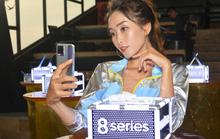 Smartphone realme 8 và realme 8 Pro với camera 64MP và 108MP