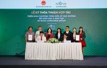 Nova Consumer Group mang Bữa xế học đường tới 5.000 học sinh tiểu học