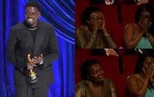 """Oscar 2021: Brad Pitt bị trêu chọc, Daniel Kaluuya khiến gia đình """"muối mặt"""""""