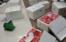 Phát hiện lô dâu tây Trung Quốc nhập lậu vào Đà Lạt bằng đường hàng không