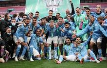 Hạ gục Tottenham, Man City vô địch Cúp Liên đoàn 4 mùa liên tiếp