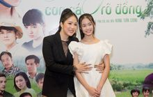 """Lê Phương tái xuất màn ảnh sau 2 năm làm """"mẹ bỉm"""""""