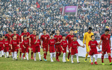 Đội tuyển Việt Nam hội quân ở nơi có thời tiết gần giống với UAE