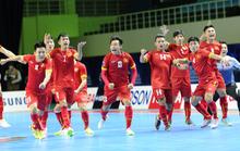 Tuyển Việt Nam gặp Lebanon tranh suất dự VCK Futsal World Cup 2021