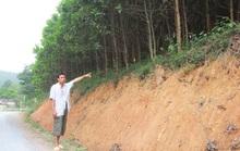 Nguyên trưởng thôn bị tố ỉm giấy giao đất và chiếm dụng 3.400 m2 đất của dân