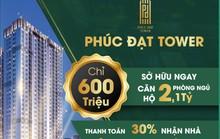 Sở hữu căn hộ Phạm Văn Đồng chỉ từ 600 triệu VNĐ
