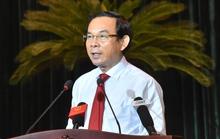 Bí thư Nguyễn Văn Nên kêu gọi mỗi người hãy làm tốt phần việc của mình