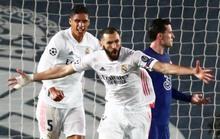 Real Madrid thoát hiểm trước Chelsea, HLV Zidane hoan hỉ