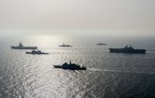Hải quân Mỹ bắn cảnh cáo tàu Iran khi bị áp sát