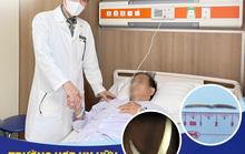 Một người đàn ông Bến Tre bị ngà voi xuyên thủng gan