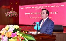 Bí thư Hà Nội chủ trì cuộc họp bàn nhiều vấn đề nóng