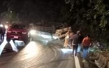 Tai nạn nghiêm trọng trên đèo Bảo Lộc, 2 sinh viên chết thảm