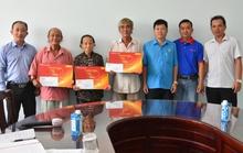 Mai Vàng nhân ái hỗ trợ 3 nghệ sĩ ở Bến Tre
