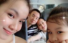Ngỡ ngàng nhan sắc Hoa hậu Thùy Lâm sau 11 năm ở ẩn