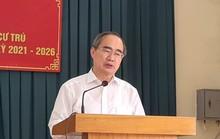 100% cử tri tín nhiệm ông Nguyễn Thiện Nhân ứng cử đại biểu Quốc hội