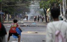 Myanmar: Thêm người biểu tình thiệt mạng