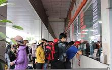 TP HCM: Ngày đầu nghỉ lễ, hàng trăm ngàn lượt khách đổ dồn về các bến xe