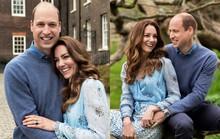 10 năm hôn nhân ngọt ngào của Hoàng tử William và Công nương Kate