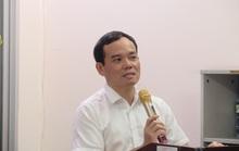 Ông Trần Lưu Quang khẳng định nỗ lực hoàn thành xuất sắc mọi nhiệm vụ, ở mọi vị trí công tác