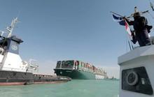 Tàu Ever Given mắc cạn một tuần, mức bồi thường cao kỷ lục