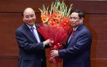 Thủ tướng Phạm Minh Chính: Nguyện mang hết sức mình vượt qua mọi khó khăn, thách thức
