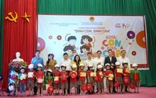 Chương trình giáo dục cộng đồng Sinh Con, Sinh Cha đến Bắc Ninh