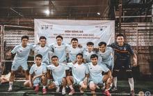 Sôi nổi khai mạc Hội thao sinh viên Trường ĐH Kiến trúc TP HCM 2021